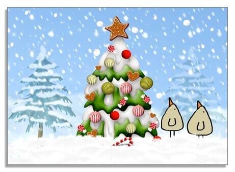 Weihnachten Kommt Bald