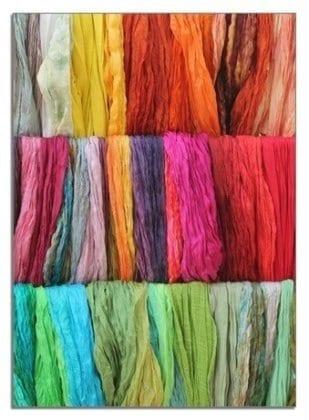 Rainbow Scarfs 1