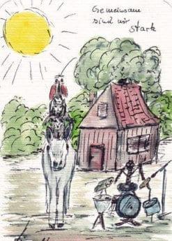 Schöne Postkarten für eine bessere Welt 6
