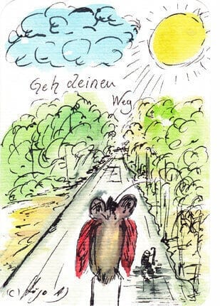 Geh Deinen Weg 1
