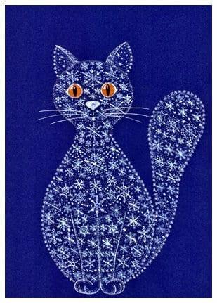 Blue Cat 1