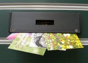 Bekommst Du gerne Post? (Inland) 1