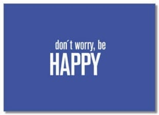 Don´t worry 1