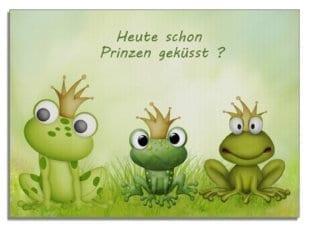 Heute schon Prinzen geküsst 1