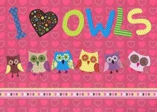 I love owls 1