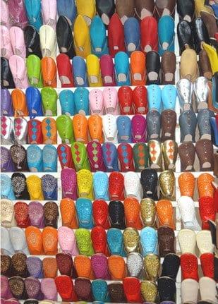 Bunte Schuhe 1
