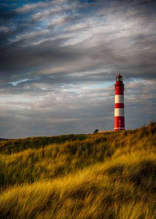 Leuchtturm Amrum 1