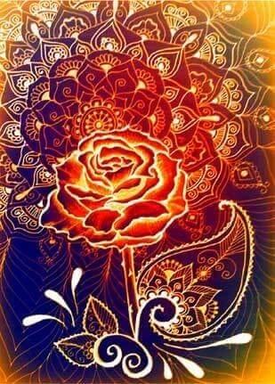 Henna-Rose 1