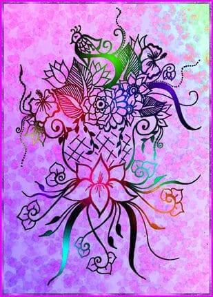 Blumenkorb 1