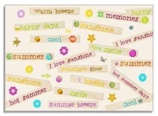 Cool Summer 1