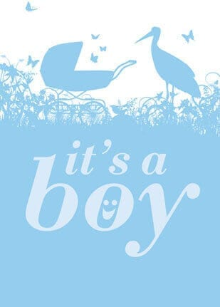 Its a boy 1