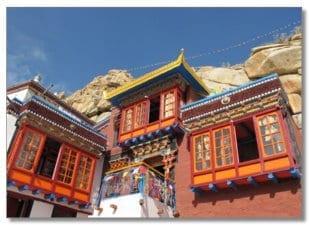 Padmasambhavas Höhle 1