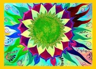 Sonnenblume 1
