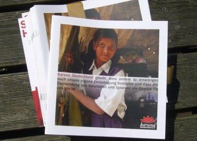 Karuna Broschüre