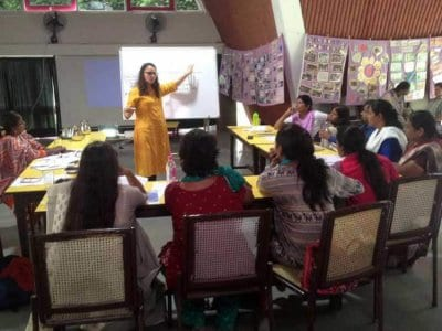 Auftaktmeeting Gewalt gegen Frauen