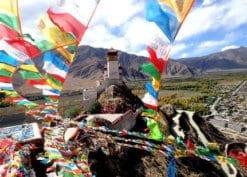 Postkarte Tibet