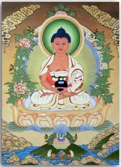 Postkarte Amitabha-2