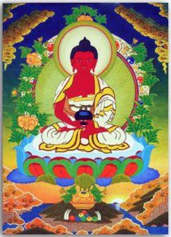 Postkarte Amitabha