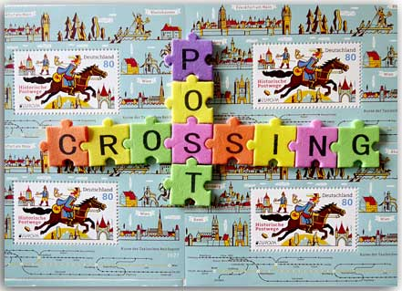 Postcard Post-Crossing