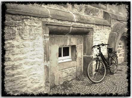 Postcard Bicycle